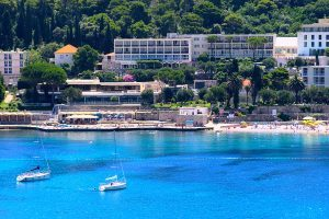 Hrvatska, Dubrovnik, Hotel Adriatic