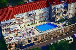 Hrvatska, Dubrovnik, Hotel Komodor