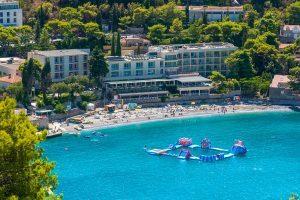Hrvatska, Dubrovnik, Hotel Vis