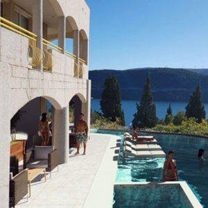 Bosna i Hercegovina, Neum, Hotel Stella