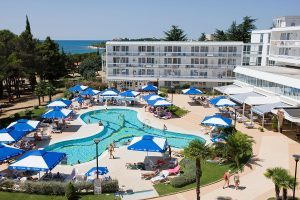 Hrvatska, Novigrad, Hotel Aminess Laguna