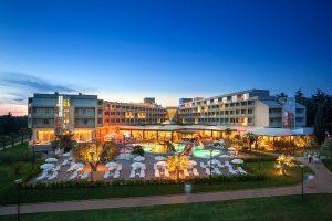 Hrvatska, Novigrad, Hotel Aminess Maestral