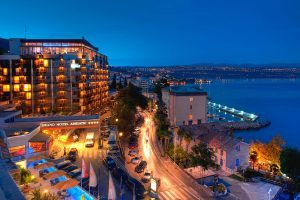 Hrvatska, Opatija, Grand Hotel Adriatic I