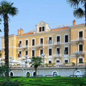 Hrvatska, Opatija, Hotel Opatija