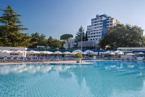 Hrvatska, Poreč, Hotel Valamar Diamant