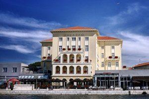Hrvatska, Poreč, Grand Hotel Palazzo