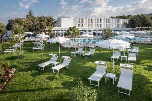 Hrvatska, otok Krk, Punat, Falkensteiner Hotel Park Punat