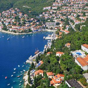 Hrvatska, Rabac, Hotel No Name