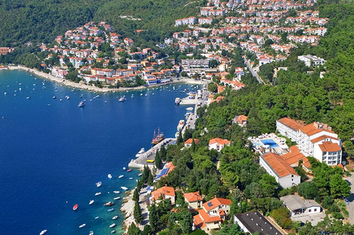 Hrvatska, Rabac, Hotel No Name 3* (hoteli Allegro/Miramar)