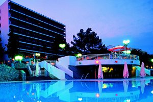 Hrvatska, otok Krk, Grad Krk, Hotel Resort Dražica, Villa Lovorka, Villa Tamaris