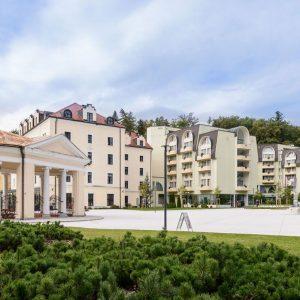 Slovenija, Rogaška Slatina, Grand Hotel Sava