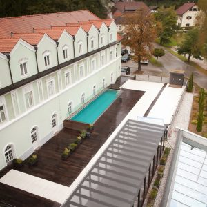 Slovenija, Rogaška Slatina, Hotel Zagreb