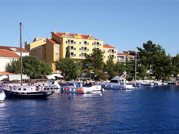Hrvatska, Selce, Hotel Selce