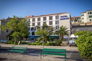 Hrvatska, Šibenik, Hotel Jadran