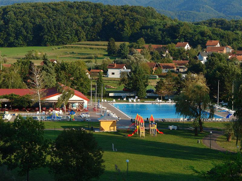 Terme Jezerčica, Hrvatska