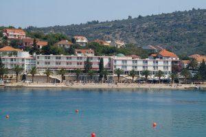 Hrvatska, Otok Korčula, Vela Luka, Hotel Posejdon