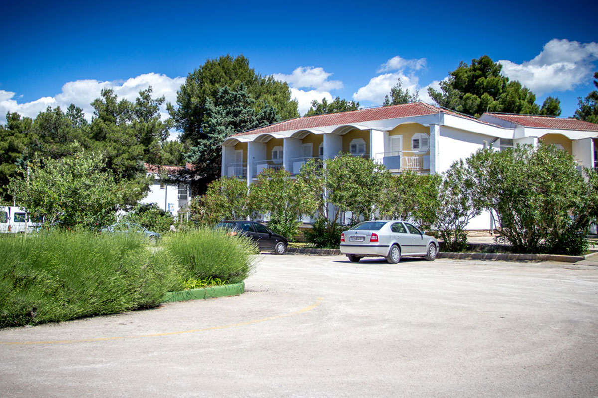 Hrvatska, Vodice, Ville Imperial (ex. Rivijera)