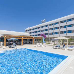 Hrvatska, Biograd, Hotel Bolero
