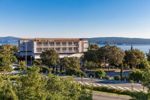 Hrvatska, Crikvenica, Hotel i paviljoni Ad Turres