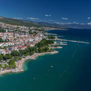 Hrvatska, Crikvenica, Hotel Crikvenica