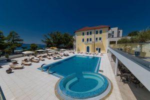 Hrvatska, Crikvenica, Hotel Esplanade