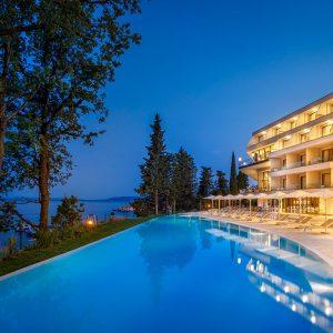 Hrvatska, Ičići, Remisens Hotel Giorgio II