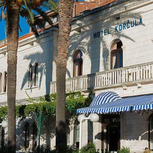 Hrvatska, Otok Korčula, Grad Korčula, Korčula De La Ville
