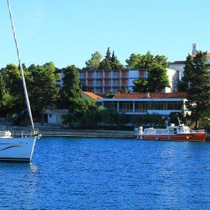 Hrvatska, Otok Korčula, Grad Korčula, Hotel Park