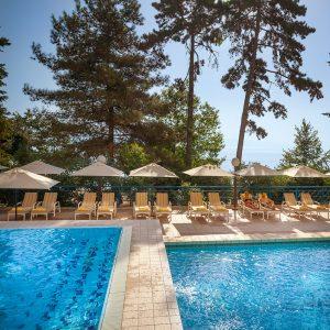 Hrvatska, Lovran, Remisens Hotel Excelsior