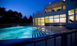 Hrvatska, otok Lošinj, Mali Lošinj, Hotel Aurora