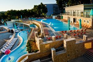 Hrvatska, otok Lošinj, Mali lošinj, Family hotel Vespera