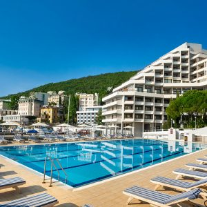 Hrvatska, Opatija, Remisens Hotel Admiral