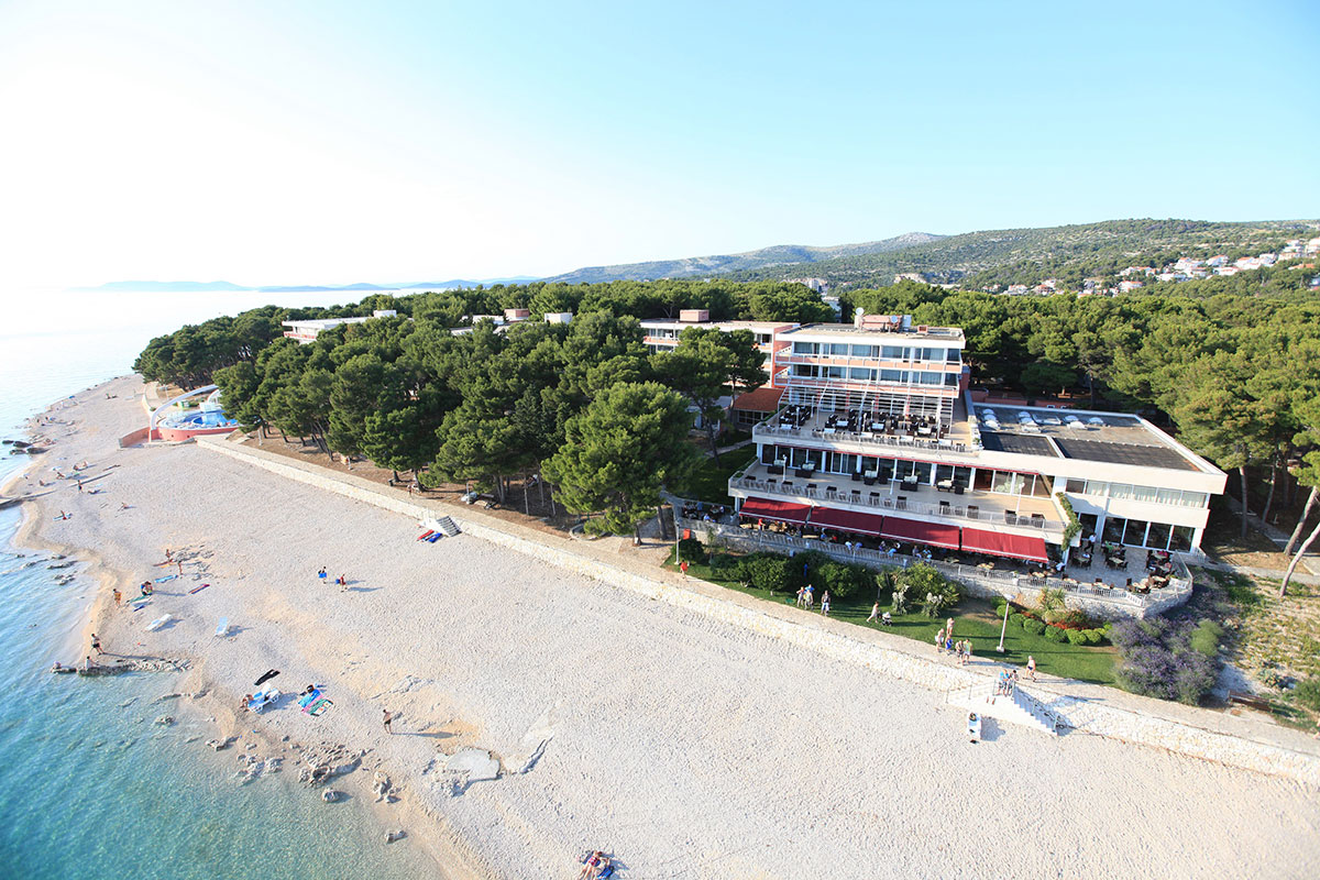 Hrvatska, Primošten, Hotel Zora