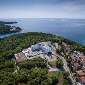 Hrvatska, Pula, Hotel Pula