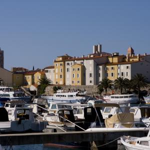 Hrvatska, otok Rab, grad Rab, Hotel International