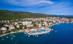 Hrvatska, Selce, Hotel Katarina