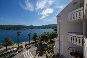 Hrvatska, otok Vis, Grad Vis, Hotel Issa