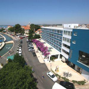 Hrvatska, Biograd, Hotel Kornati