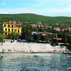 Hrvatska, Dramalj, Hotel/Paviljoni Riviera