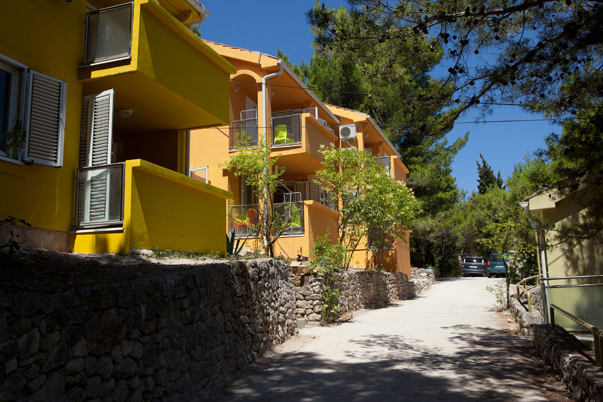 Hrvatska, otok Ugljan, Kukljica, Apartmani Zelena punta