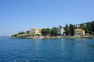Hrvatska, otok Krk, Omišalj, Hotel Adriatic