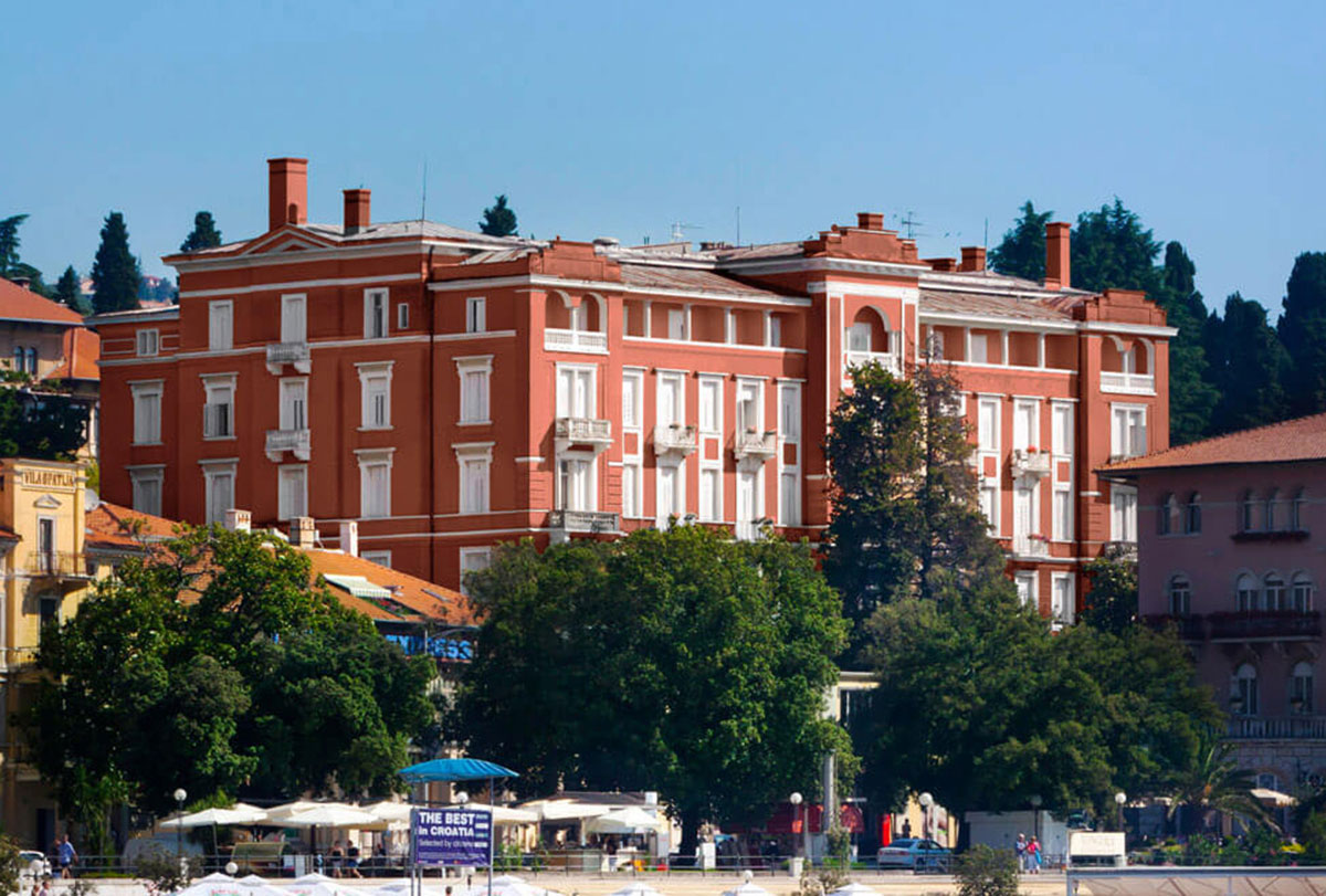 Hrvatska, Opatija, Heritage Hotel Imperial