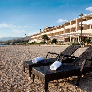 Hrvatska, otok Pag, grad Pag, Hotel Pagus