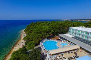 Hrvatska, Petrčane, Hotel Pinija