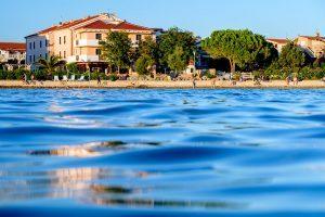 Hrvatska, Privlaka, Hotel Laguna