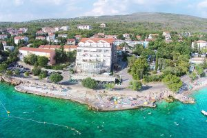 Hrvatska, Selce, Hotel Marina