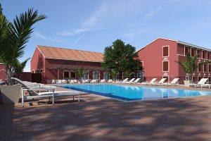 Hrvatska, Sveti Filip i Jakov, Hotel / Depandansa Villa Donat