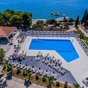 Hrvatska, Trogir, Hotel Medena