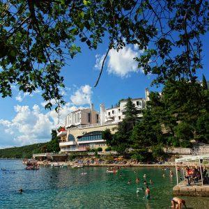 Hrvatska, Kraljevica, Smještaj Uvala Scott
