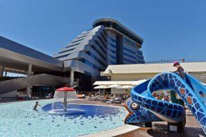 Hrvatska, Vodice, Hotel Olympia Sky